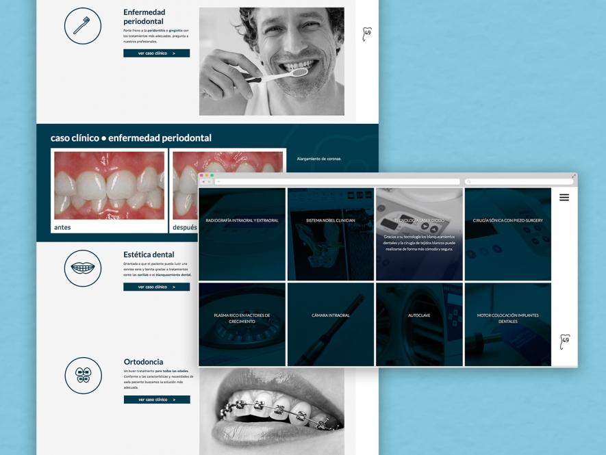 Clínica Dental Sagasta 49