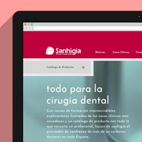 sanhigia web